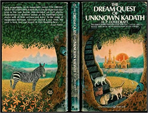 The Dream-Quest of Unknown Kadath (Ballantine Adult Fantasy Series ...