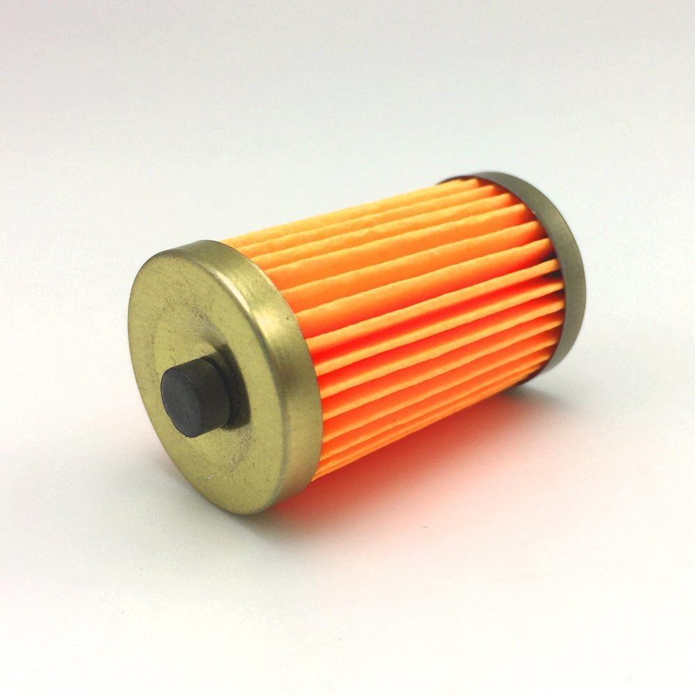 Gas Inline Fuel Filters for Kawasaki Kohler Briggs /& Stratton John Deere 1//4 Inch x 5//16 Inch Pack of 10