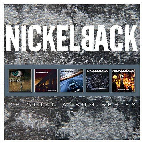 Music : Original Album Series (5CD)