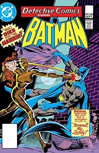 Detective Comics (1937-2011) #506