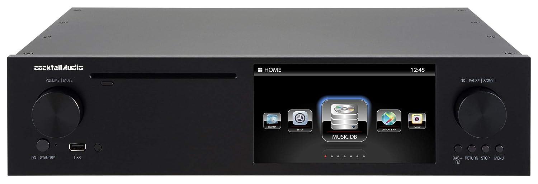 Cocktail Audio X50D Roon Ready TIDAL Streamer/CD/DAC/FM