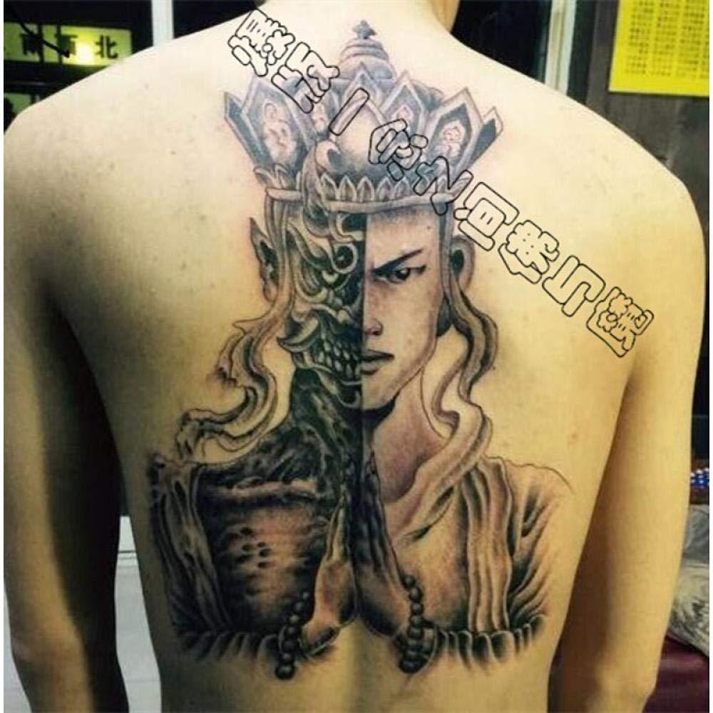 Etiqueta engomada del tatuaje trasero Etiqueta engomada del ...