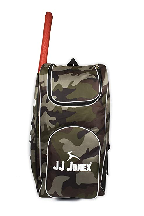 3e8c8b147245 Image Unavailable. Image not available for. Color  C2C Jonex Super Army  Cricket Kit Bag 100% Original ...