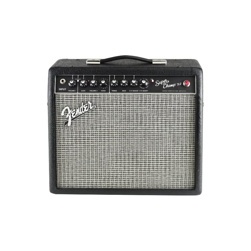 Fender Super Champ X2 15-Watt 1x10-Inch