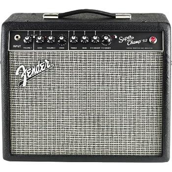 Fender Super Champ X2 15-Watt 1x10-Inch Guitar Combo Amp