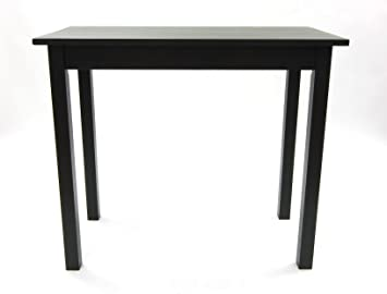 Amazon Com Carolina Cottage Pub Bar A A Black Furniture Decor
