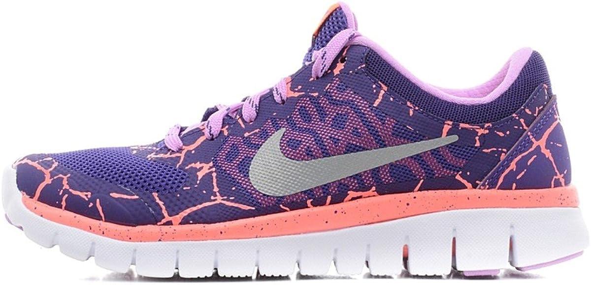 Nike Flex 2015 RN Lava (GS), Zapatillas de Running para Niñas ...