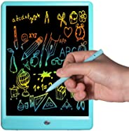 Bravokids Toys for 2-6 Years Old Girls Boys, LCD Writing Tablet 10 Inch Doodle Board, Electronic Drawing Tablet Drawing Pads