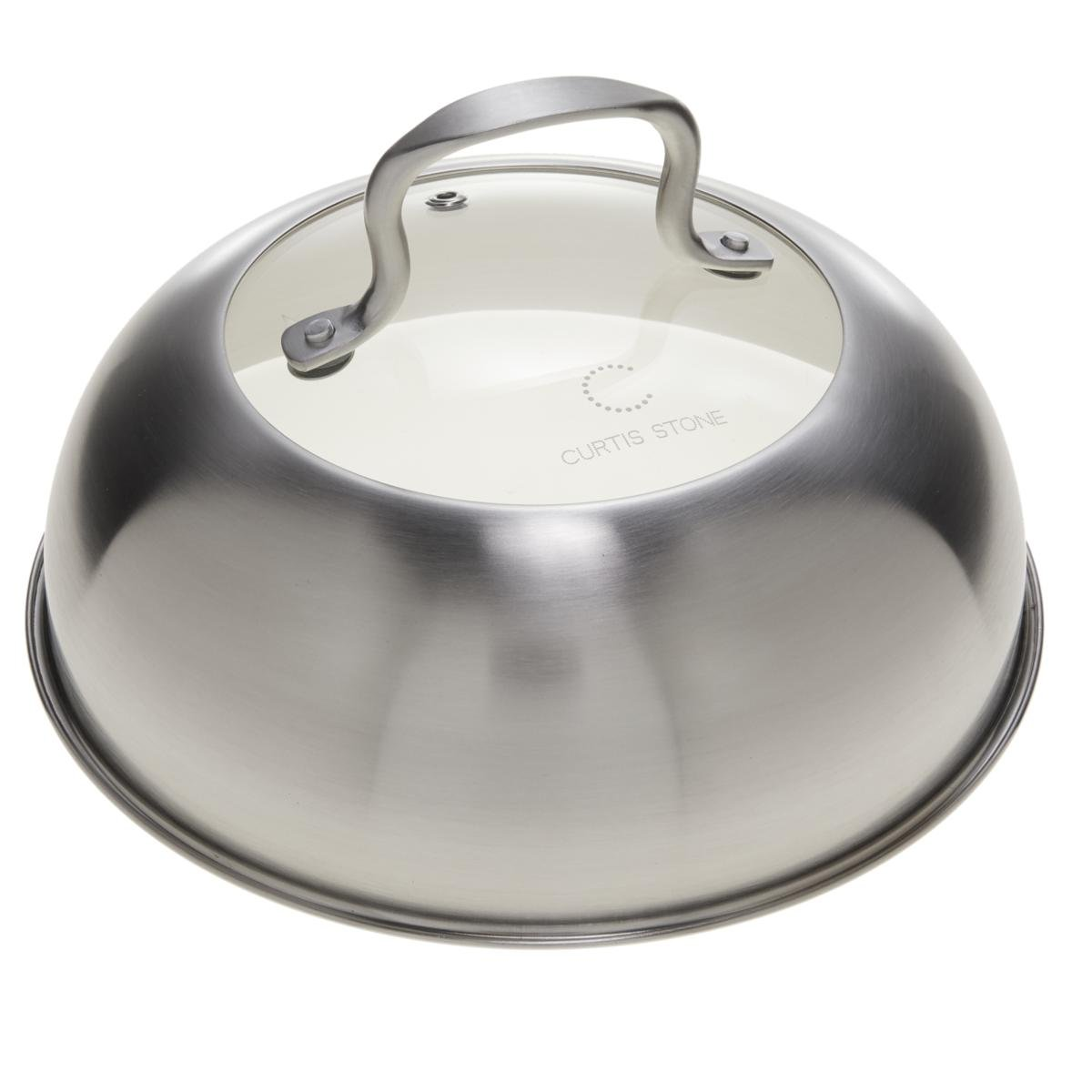 Curtis Stone Stainless Steel Food Cover Cloche
