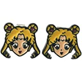 Sailor Moon Stud Earrings With Gift Box from Outlander Gear