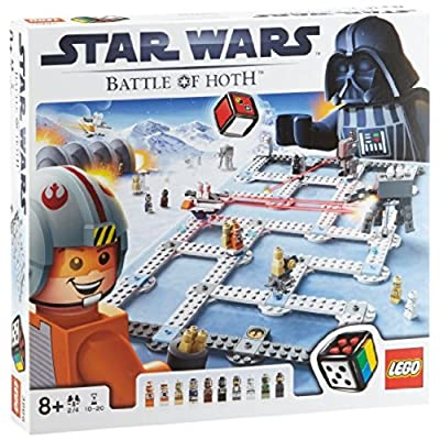 LEGO Games Star Wars The Battle of Hoth: Toys & Games