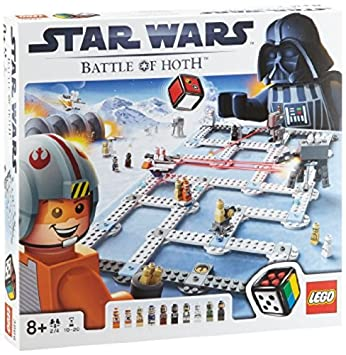 Amazon.com: LEGO Games Star Wars The Battle of Hoth: Toys & Games