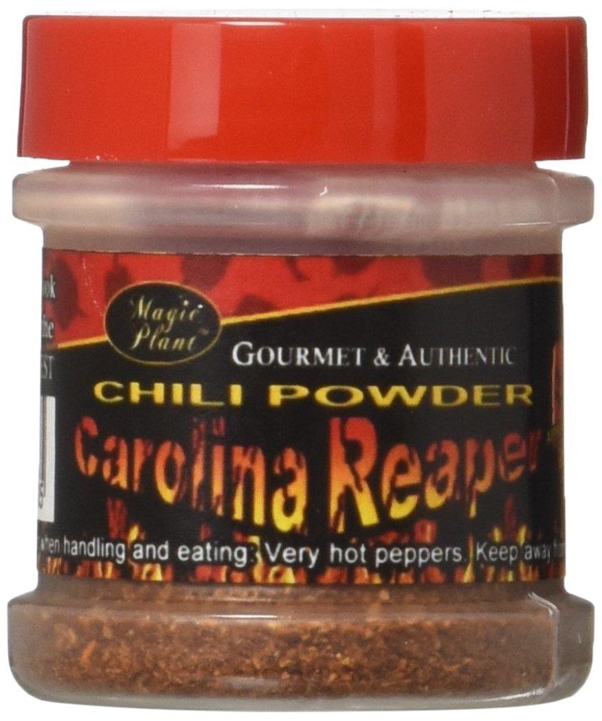 Carolina Reaper Chil Powder (2 jars, 1/2 oz. ea.)