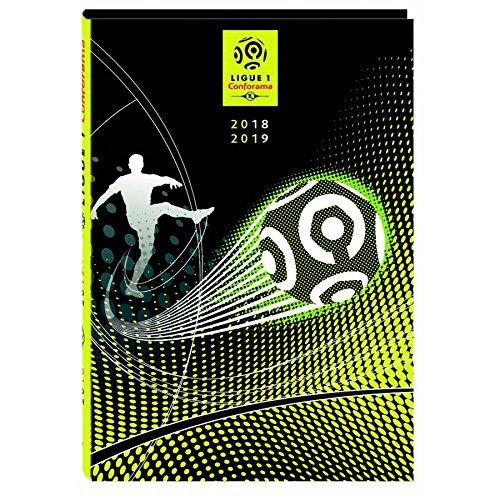OBERTHUR - 1 Agenda Journalier FOOT Ligue 1 - Sept 2018 à Sept 2019-12 x 17 cm: Amazon.fr: Fournitures de bureau