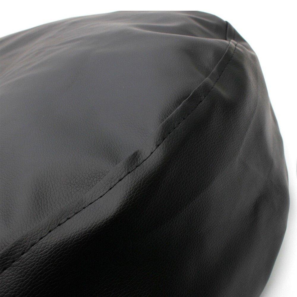 Wooleagoo 15 Funda de repuesto para neum/áticos KIA Sportage color negro