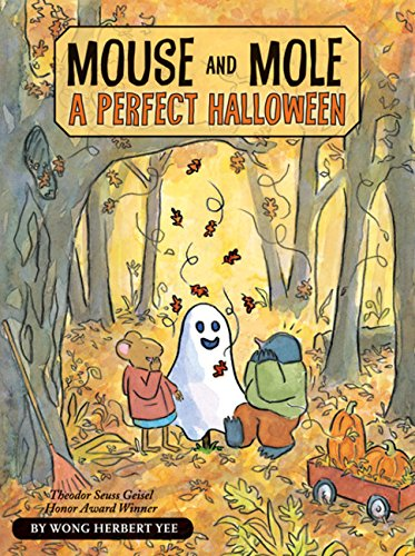 Mouse and Mole: A Perfect Halloween (A Mouse and Mole Story) ()