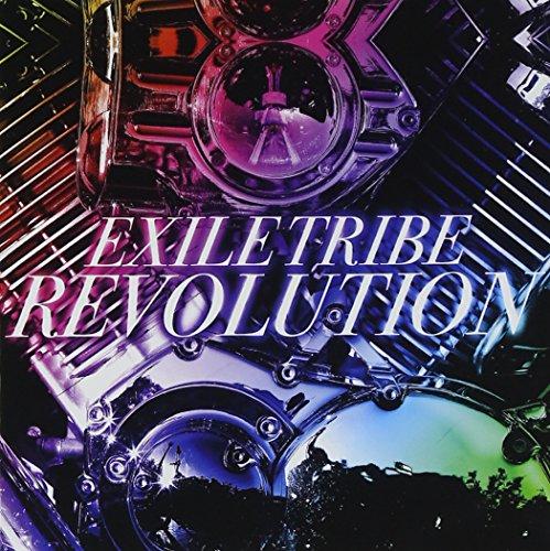 EXILE TRIBE / EXILE TRIBE REVOLUTION[DVD付]