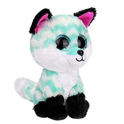 14d260bd823 Ty Beanie Boos Dotty Multicolor Leopard Big Eyes Beanie Baby Plush Stuffed  Doll Toy Collectible Soft