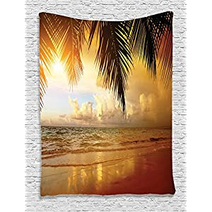 61ehJpL2erL._SS300_ Beach Tapestries & Coastal Tapestries