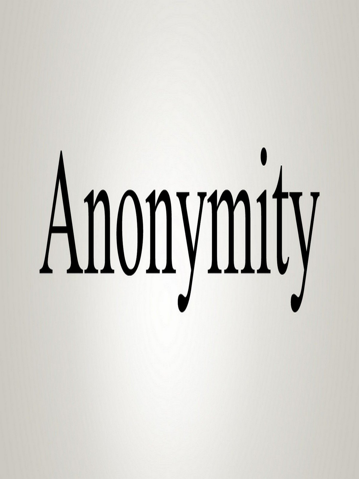 Watch How To Pronounce Anonymity  Prime Video