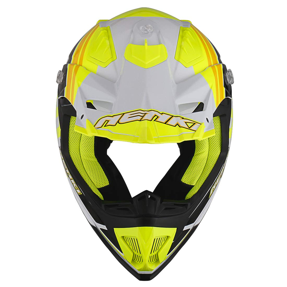 NENKI Casco Motocross NK-315 ECE Omologato Donna Uomo L