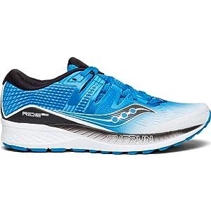 The Ultimate Revelation Of Running Shoes India Kører  Saucony Men's Triumph ISO 2 Running Shoe, Blue