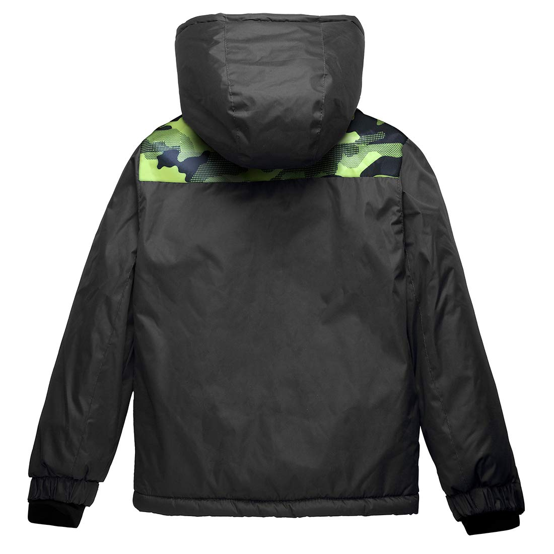 705c74465 Amazon.com  Wantdo Boy s Ski Jacket Waterproof Thick Winter Coat ...