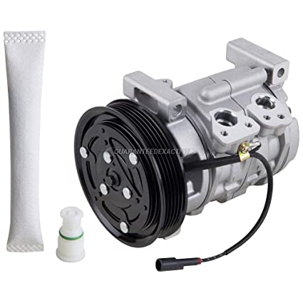 Amazon.com: AC Compressor w/A/C Drier For Chevy Tracker 1999 2000 2001 2002 2003 - BuyAutoParts 60-86021R2 NEW: Automotive