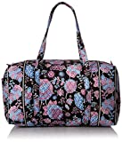 Women's Large Duffel, Signature Cotton, Alpine Floral