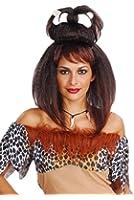 Ladies Cave Woman Wig
