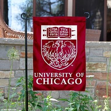 University of Chicago Garden Flag and Yard Banner