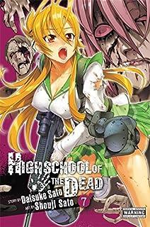 Highschool Of The Dead Vol 7