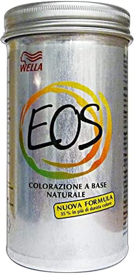 Wella Eos - Tinte a base de plantas, 165 g