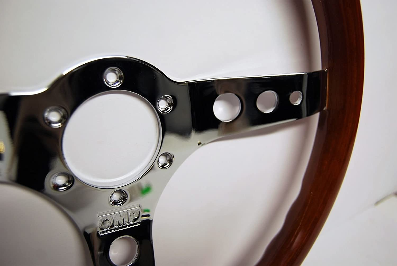 Di/ámetro 360 mm Dark Marr/ón OMP OMPOD//2023//LE Volante