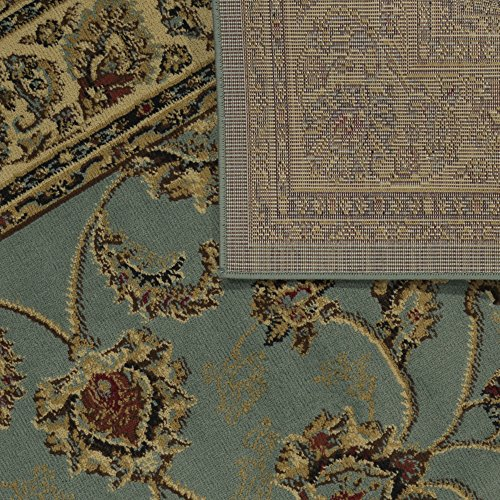 Ottomanson Royal Collection Traditional Oriental Floral