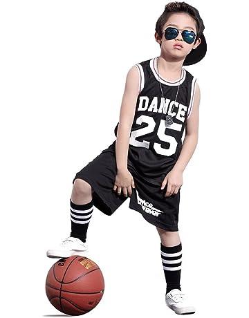 b4ad952614c1 Boys Hip Hop Dance Costume Street Jazz Dance Set Basketball Skateboard  Clothing. #2