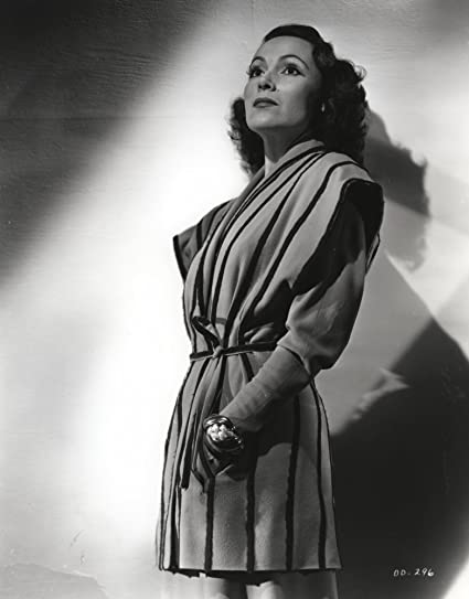 9bb1df4c1 Image Unavailable. Image not available for. Color  Dolores Del Rio Posed in  Black ...