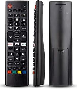 Universal Remote Control for All LG Smart TV LCD LED OLED UHD HDTV Plasma Magic 3D 4K Webos TVs AKB75095307 AKB75375604 AKB75675304 AKB74915305