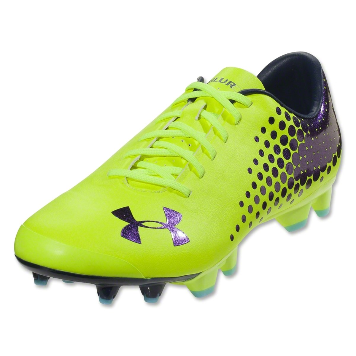 Under Armour Blur CBN IV FG gelb