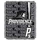 NCAA Providence Friars Double Play Jacquard Throw, 48' x 60'