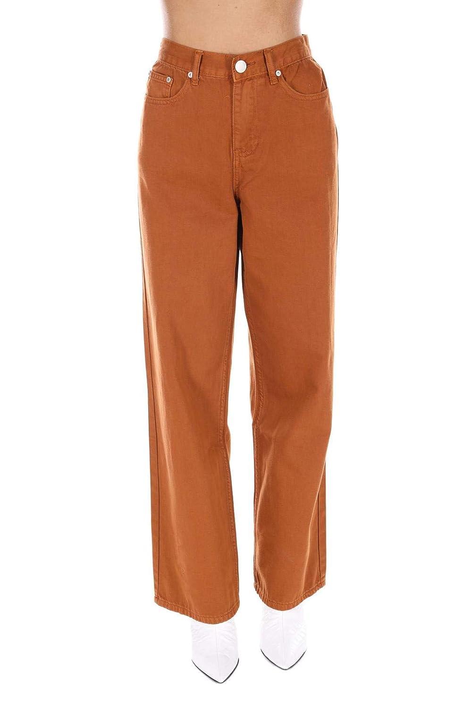 0r-f93a-l8rc 461629 Glamorous Ladies Jeans Ea0445-rust-96075 (s)