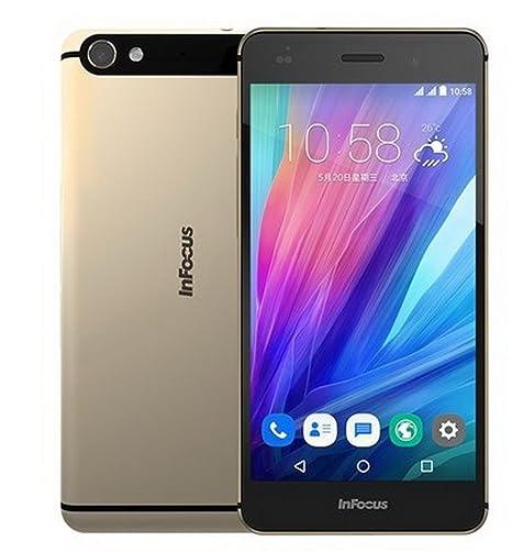 infocus m560  Infocus V5 (M560/M808) 4G Smartphone: : Elettronica