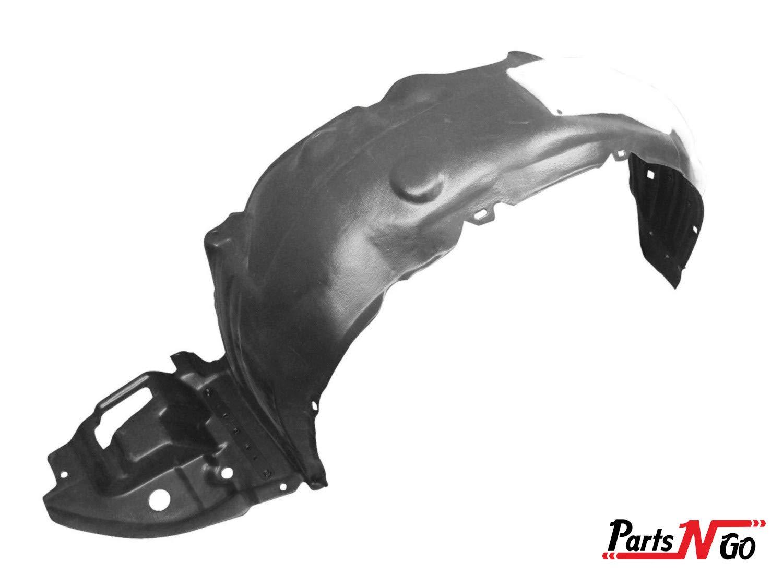 5387602480 TO1248178 Parts N Go 2014-2016 Toyota Corolla Fender Liner Driver Side LH Splash Guard