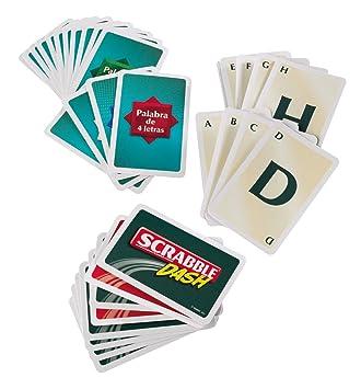 SCRABBLE Juegos Mattel T8227 - Cartas