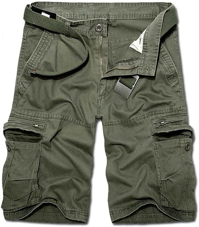 Outdoor Mens Army Running Shorts No Pockets