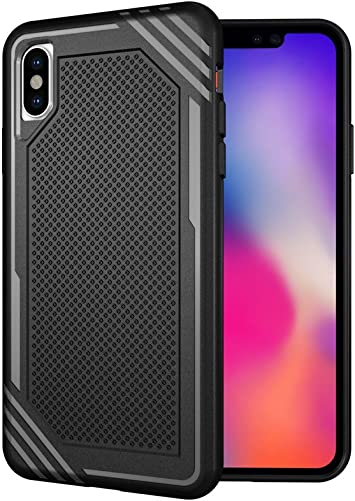adorehouse iPhone XS MAX 6.5 inchCase, iPhone XS MAX 6.5 inchCase, Durable Protective Case Case with Shockproof Air Cushion Protection for iPhone XS MAX 6.5 Inch: Amazon.es: Electrónica