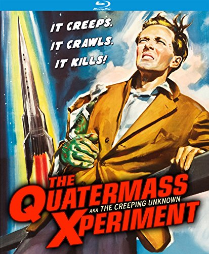 The Quatermass Xperiment (1955) aka The Creeping Unknown [Blu-ray] -