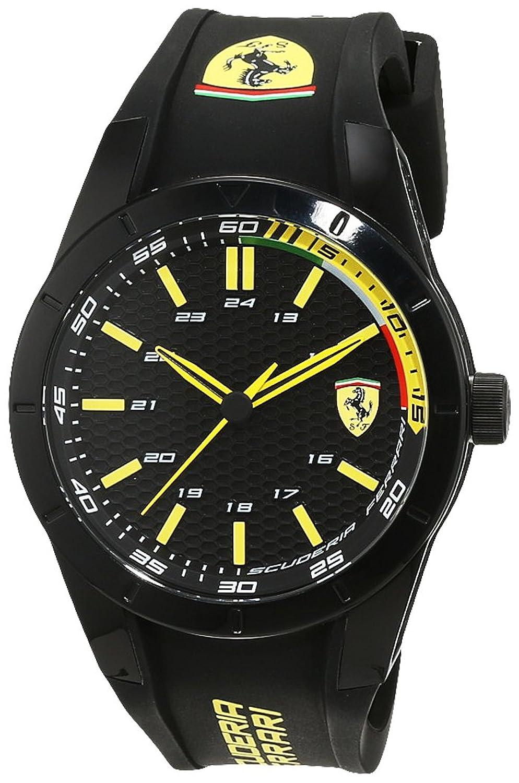 Scuderia Ferrari Herren-Armbanduhr Datum Klassisch Quarz 830302