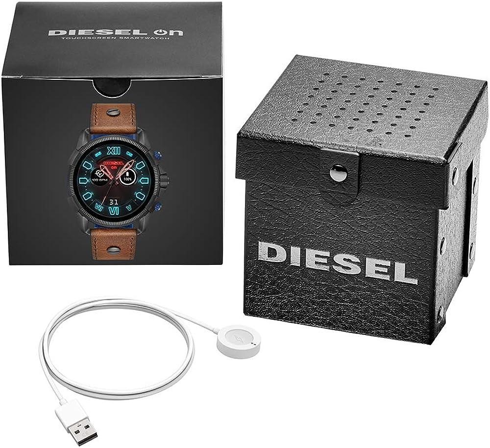 Diesel Smartwatch DZT2009: Amazon.es: Relojes