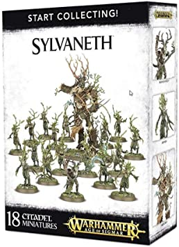 Games Workshop 99120204019 Age Of Sigmar Start Collecting Sylvaneth Toys Games